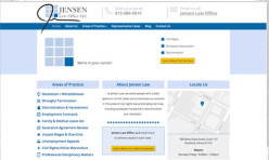 Jensen Law Website